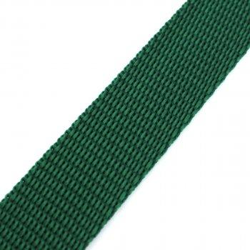 Gurtband 20 mm - PP - tannengrün - 50-m-Rolle