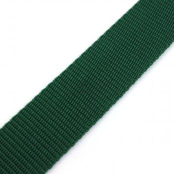 Gurtband 30 mm - PP - tannengrün - 50-m-Rolle