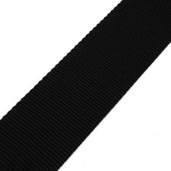 PP Gurtband - 60 mm - schwarz - 50-m-Rolle