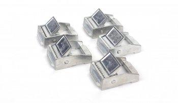 Klemmschloss für 20 mm Gurtband - bis 120daN - 5 Stück