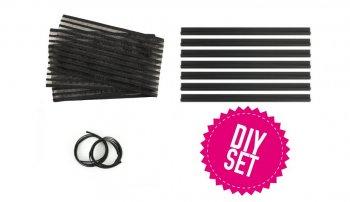 [KiiPER MiNi] Do-It-Yourself Set BIG - 130 mm hohes Netz