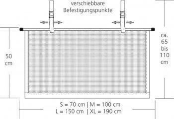SLiiPER - Set S - 70 cm Breit