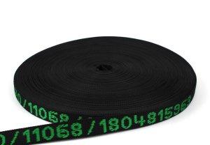 50-m Gurtband knotbare Ladungssicherung - DEKRA Zertifikat