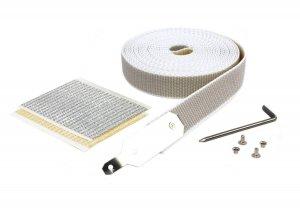 Reparaturset - Rolladengurt 22 mm beige/grau- 6 m