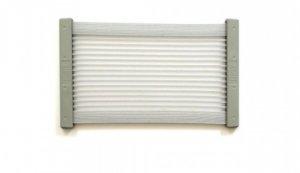 [KiiPER] Grundset liniert - Größe L - grau - Stauraum ca. 35 cm