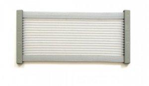 [KiiPER] Grundset liniert - Größe XL - grau - Stauraum ca. 45 cm