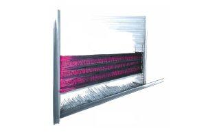 [KiiPER MiNi] Komplettset - 40 mm hohes Netz - für 20 cm Einbaubreite