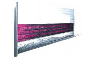 [KiiPER MiNi] Komplettset - 40 mm hohes Netz - für 40 cm Einbaubreite
