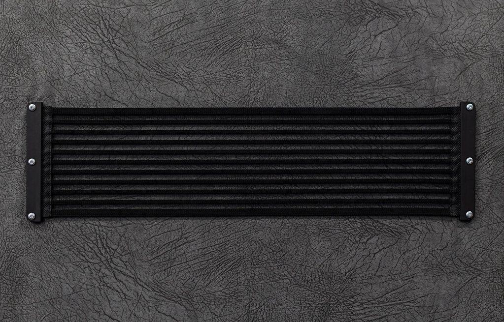 [KiiPiT] Schwarz liniert - Größe XL